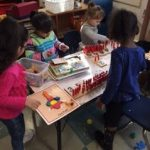 Advanced Preschool Class